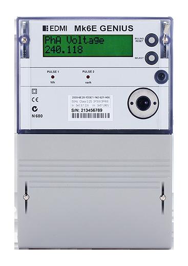 Mk6E - EDMI Meters