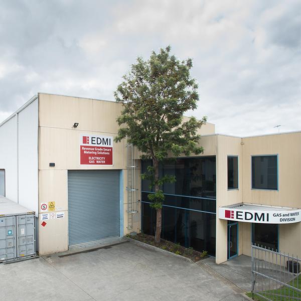 EDMI Gas Pty Ltd Building
